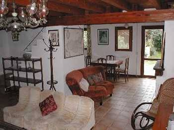 Cottage in Italy, Sciacca: Casa Pauline: the living room