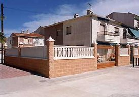 Santa Pola Alicante Costa Blanca 2 Bed Beach House