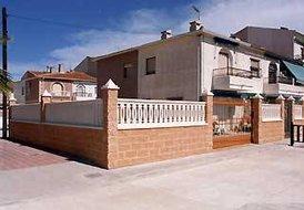Santa Pola Alicante Costa Blanca 2 Bed Beach House