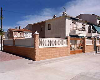House in Spain, Santa Pola: Exterior