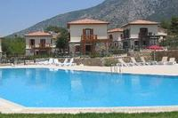 Villa in Turkey, Ovacik: View from the pool