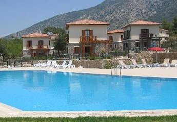 Villa in Turkey, Hisaronu: View from the pool