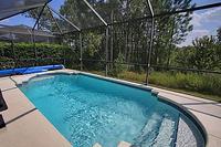 Villa in USA, Sunset Lakes: South facing pool