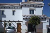 Villa in Spain, Mar Menor Golf Resort (Polaris World): Front of villa