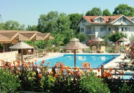 Sedir Resort family run hotel & villa apartment for 4 people