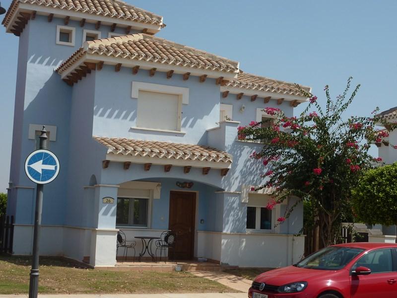 Villa in Spain, Mar Menor Golf Resort (Polaris World): Casa Harbers