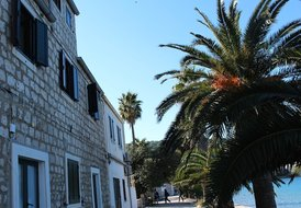 Holiday flat for 6+2 persons on Lopud island