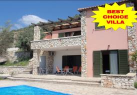 Best choice villas, close to the Sivota village