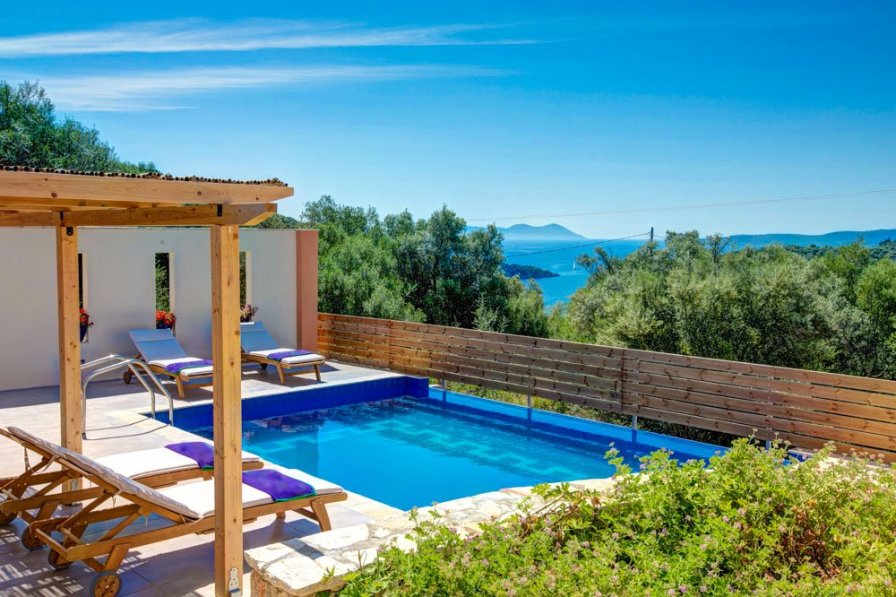 Villa in Greece, Sivota