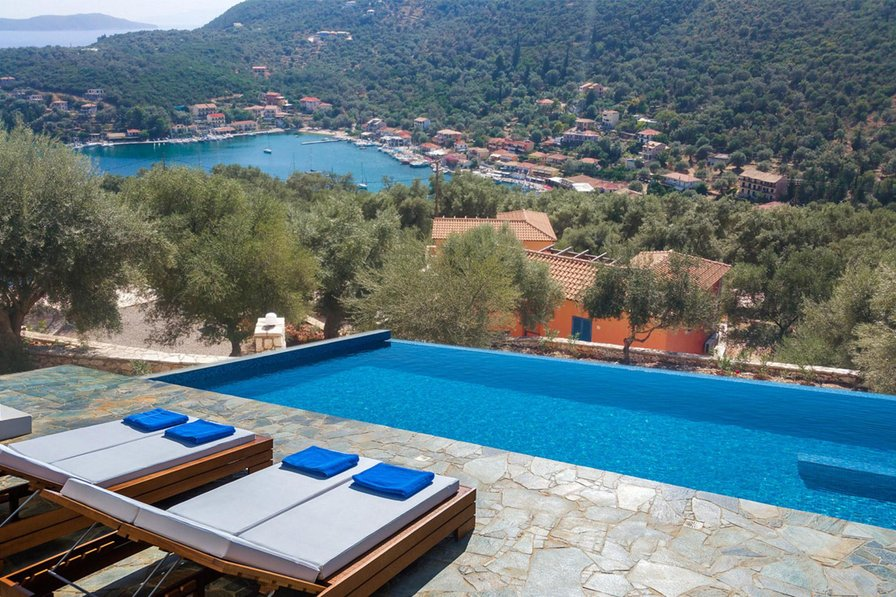 Owners abroad Sivota Bay villas