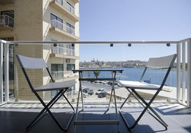 Bastion's Views Sliema Aparment