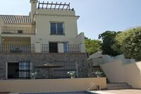 Villa in Spain, Riviera del Sol: Back of villa