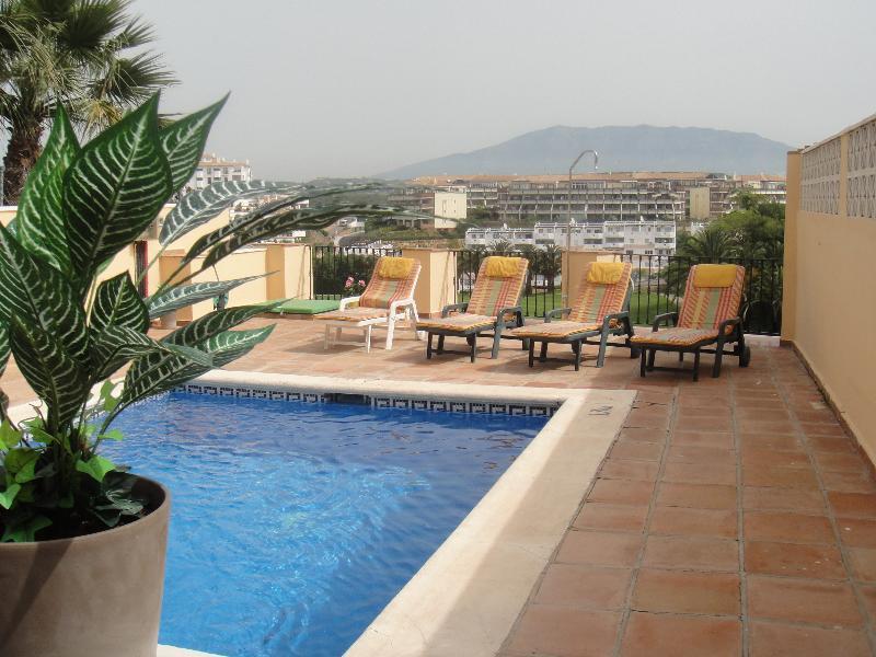 Villa in Spain, Miraflores golf: Swimming pool