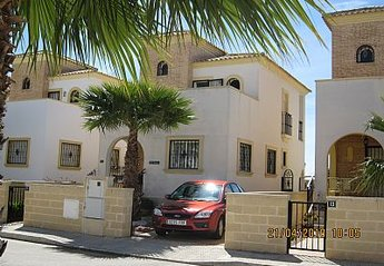 Villa in Spain, El Raso: FRONT VIEW VILLA SABRINA