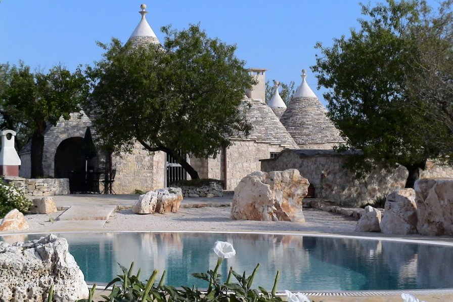 Country house in Italy, Alberobello