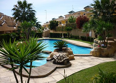 Apartment in Spain, Orihuela: Communal Pool