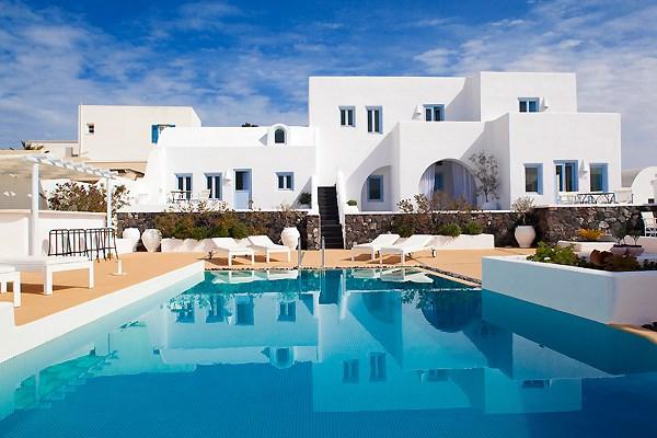 Studio apartment in Greece, Fira Town
