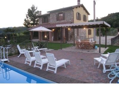 House in Italy, San Venanzo: Picture 1 of Image 1