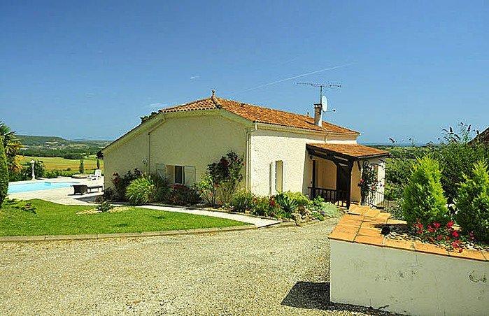 Villa in France, Penne-d'Agenais
