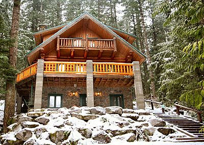Cabin in USA, Washington: Mt. Baker Lodging - Cabin 47