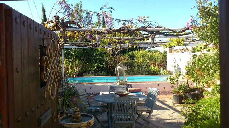 Cottage in Spain, Motril: Welcome to CASA PEQUEÑA