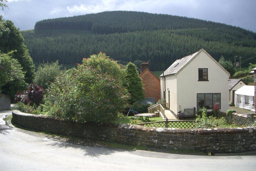 Cottage in United Kingdom, Abbey Cwmhir