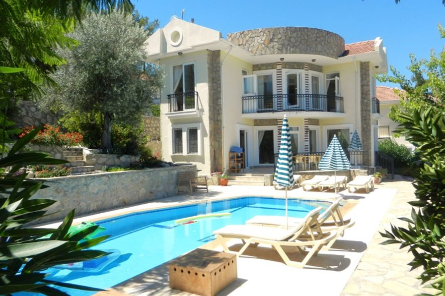 Owners abroad Villa Carreta, Kadikoy