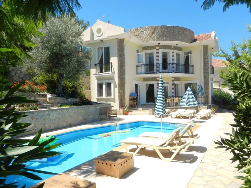 Villa in Turkey, Kadikoy near Fethiye: Villa Caretta