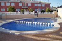 Villa in Spain, Los Alcazares: the pool