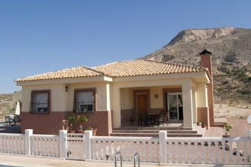 Inland Luxury detached villa
