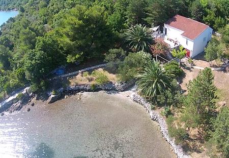 House in Hodilje, Croatia