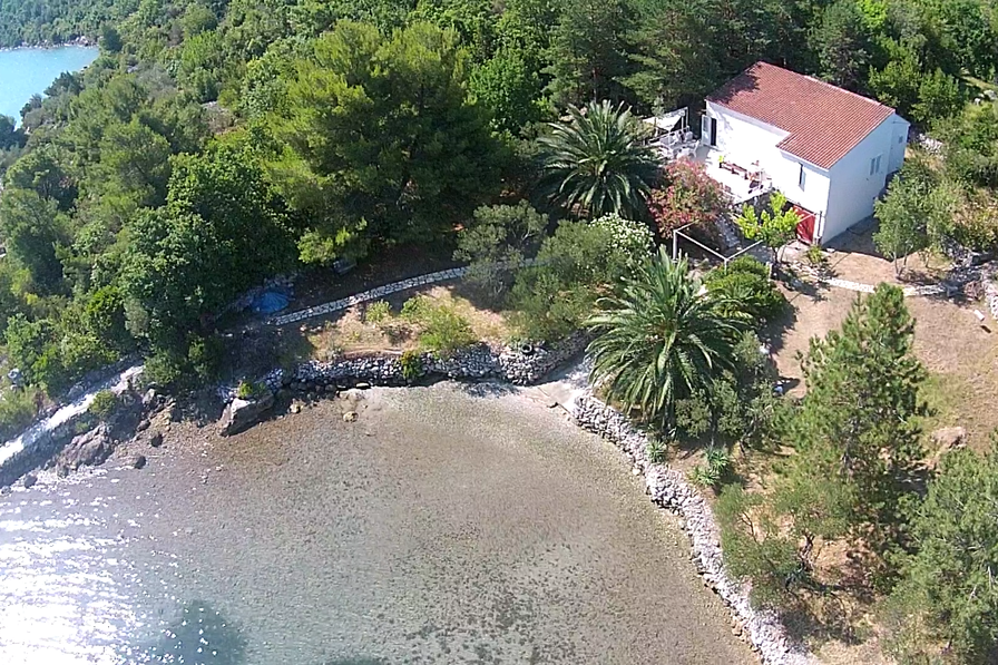 House in Croatia, Peninsula Peljesac