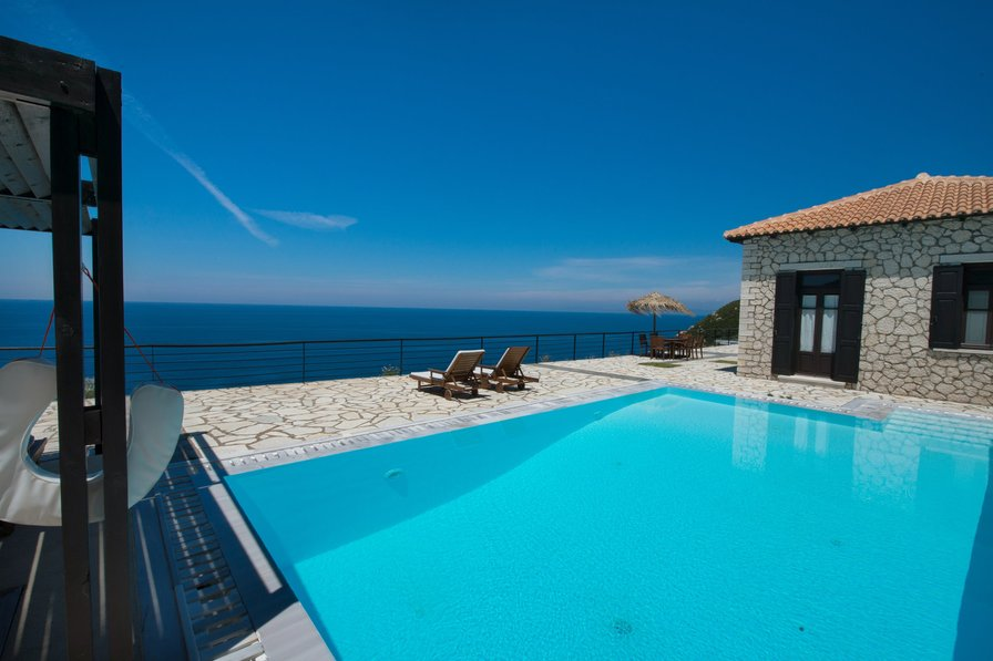 Villa in Greece, Agios Nikitas
