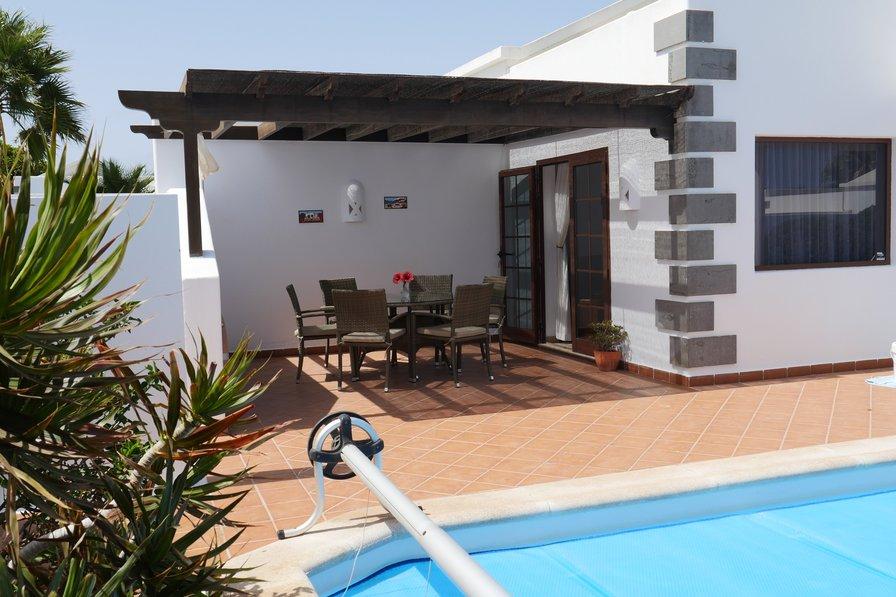 Owners abroad Casa Calma