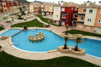 Apartment in Spain, Mosa Trajectum Golf Resort: POOL AREA