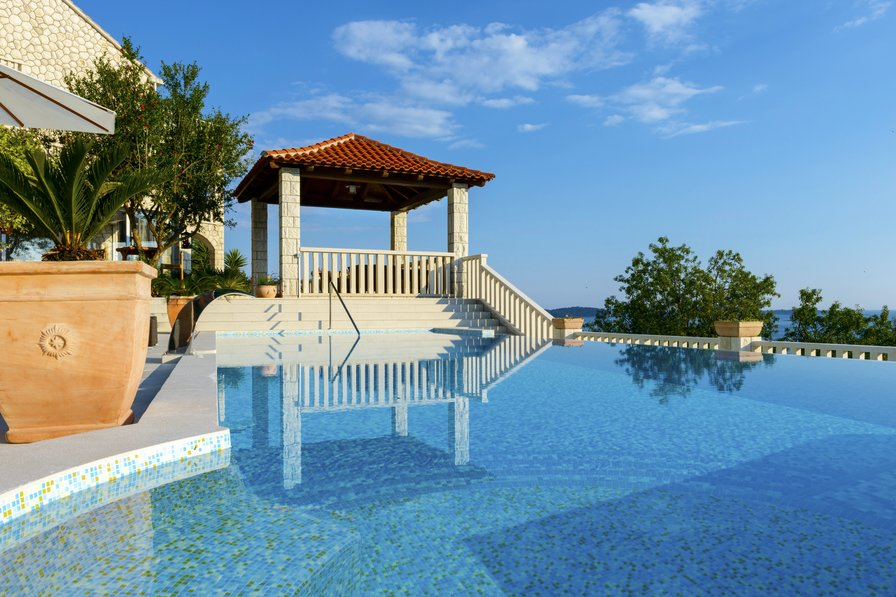 Villa in Croatia, Mlini