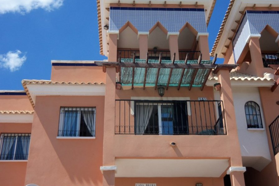 Apartment in Spain, Las Piscinas: Our 2 Bedroom Apartment with Free Wifi