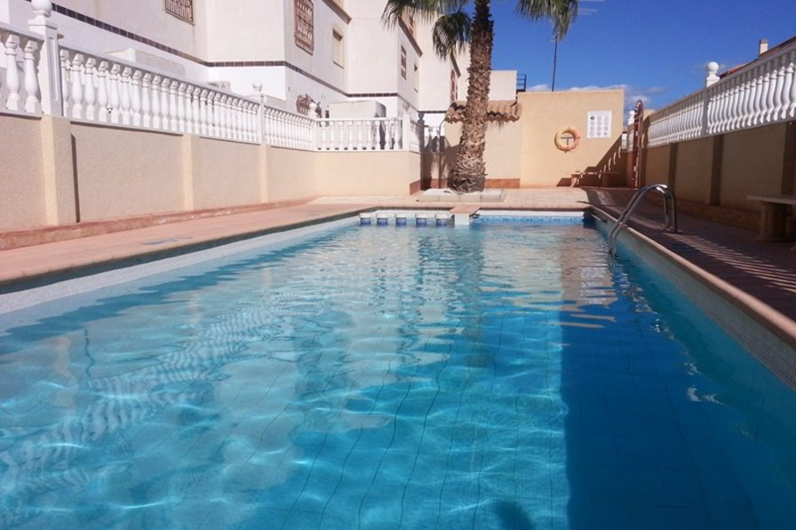 Owners abroad Amopolas ii, 3 bedroom duplex Townhouse.