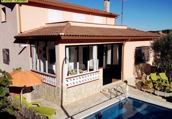 5 bedroom Villa for rent in Blanes