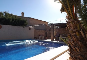 Apartment in Spain, Alhama de Murcia: pool area