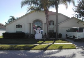 Villa in Lindfields, Florida