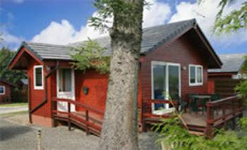 Lodge in United Kingdom, Dumfries & Galloway: Heron Lodge