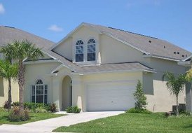 Villa in Glenbrook, Florida: View From the Front