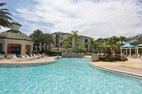 Apartment in USA, Lindfields: Tropical Pool at Legacy Dunes (solar heated)