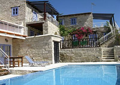 Villa in Cyprus, Tochni: Cyprus Home Rental