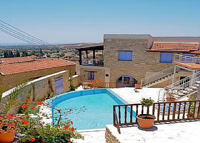 Village house in Cyprus, Tochni: Danae