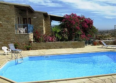 Owners abroad Adamos house with shared pool