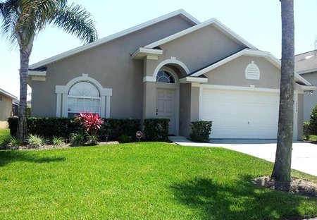 Villa in Glenbrook, Florida: Front Of Villa