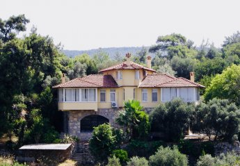 4 bedroom Villa for rent in Ula, Mugla