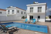 Villa in Cyprus, Nissi Beach